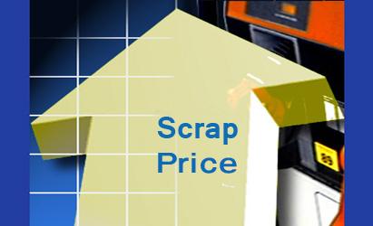 Scrap News - U S Scrap Export price hiked by 1 08 % in October